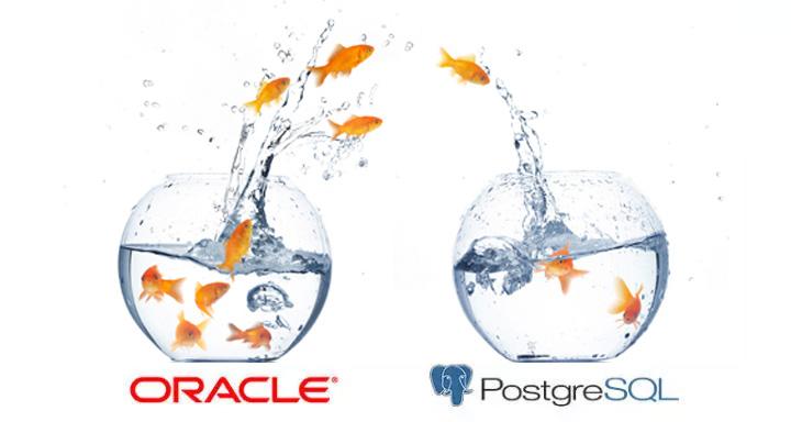 Migración de Oracle a Postresql